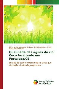 Qualidade das águas do rio Cocó localizado em Fortaleza/CE