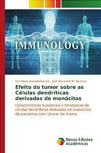 Efeito do tumor sobre as Células dendríticas derivadas de monócitos
