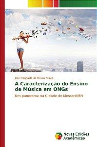 A Caracterização do Ensino de Música em ONGs