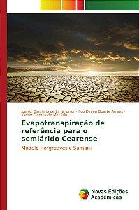 Evapotranspiração de referência para o semiárido Cearense
