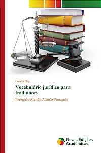 Vocabulário jurídico para tradutores