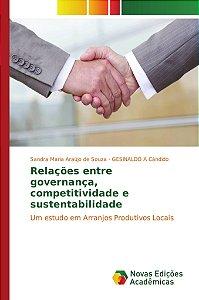 Relações entre governança, competitividade e sustentabilidade
