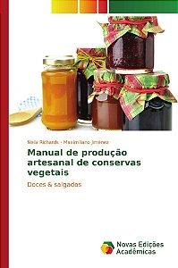 Manual de produção artesanal de conservas vegetais