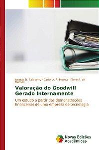 Valoração do Goodwill Gerado Internamente