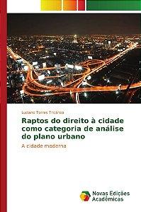 Raptos do direito à cidade como categoria de análise do plano urbano