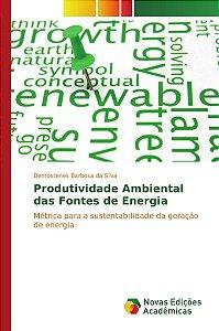 Produtividade Ambiental das Fontes de Energia