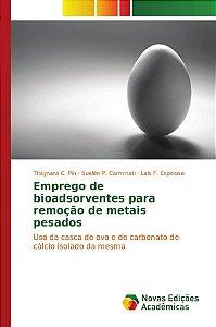 Emprego de bioadsorventes para remoção de metais pesados