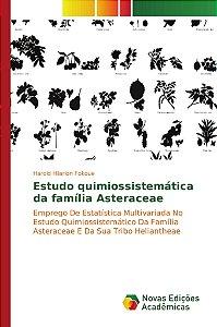 Estudo quimiossistemática da família Asteraceae
