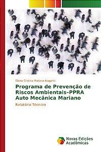 Programa de Prevenção de Riscos Ambientais–PPRA Auto Mecânica Mariano