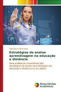 Estratégias de ensino aprendizagem na educação a distância