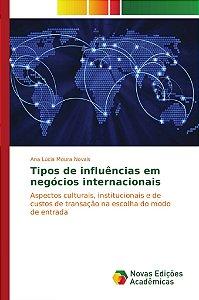 Tipos de influências em negócios internacionais