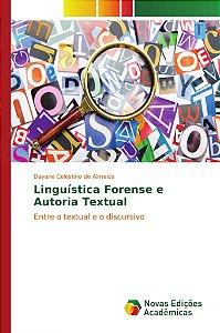 Linguística Forense e Autoria Textual