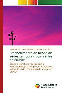 Preenchimento de falhas de séries temporais com séries de Fourier