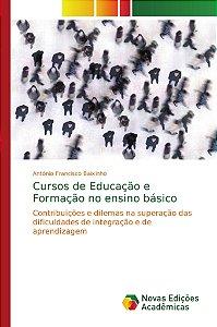 Cursos de Educação e Formação no ensino básico