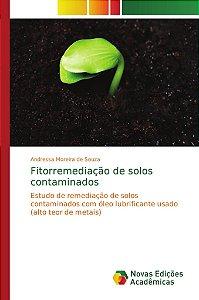 Fitorremediação de solos contaminados