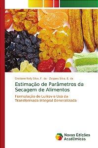Estimação de Parâmetros da Secagem de Alimentos