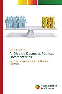 Análise de Despesas Públicas Orçamentárias