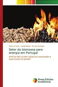 Setor da biomassa para energia em Portugal