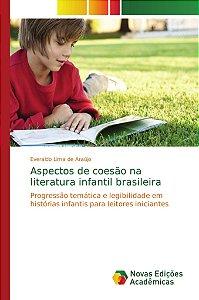 Aspectos de coesão na literatura infantil brasileira
