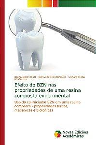 Efeito do BZN nas propriedades de uma resina composta experimental