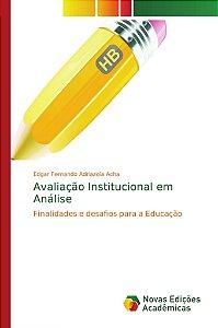 Avaliação Institucional em Análise