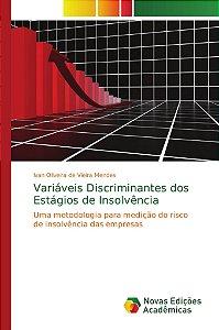 Variáveis Discriminantes dos Estágios de Insolvência