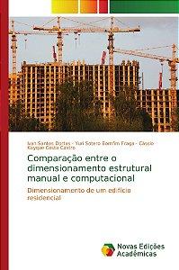 Comparação entre o dimensionamento estrutural manual e computacional