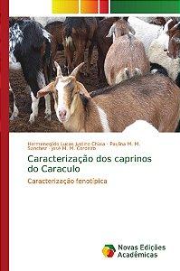 Caracterização dos caprinos do Caraculo