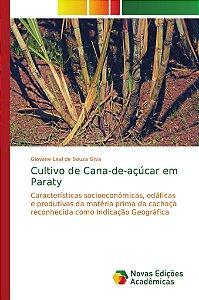 Cultivo de Cana-de-açúcar em Paraty