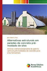 Alternativas estruturais em paredes de concreto pré-moldado de silos