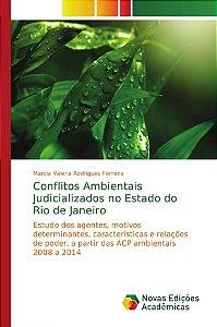 Conflitos Ambientais Judicializados no Estado do Rio de Janeiro