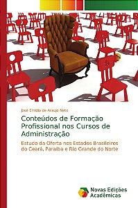 Conteúdos de Formação Profissional nos Cursos de Administração