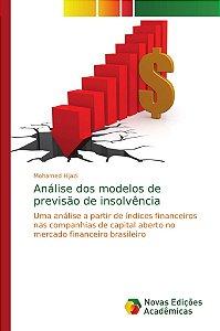 Análise dos modelos de previsão de insolvência