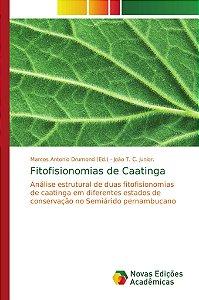 Fitofisionomias de Caatinga