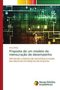 Proposta de um modelo de mensuração de desempenho
