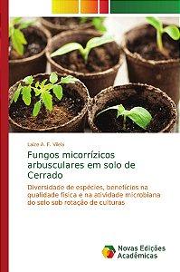 Fungos micorrízicos arbusculares em solo de Cerrado