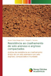 Resistência ao cisalhamento de solo arenoso e argiloso compactados