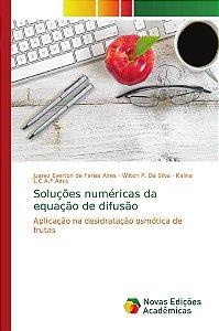 Soluções numéricas da equação de difusão