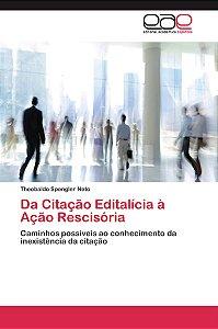 Da Citação Editalícia à Ação Rescisória