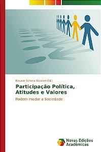 Participação Política, Atitudes e Valores