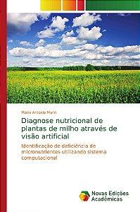 Diagnose nutricional de plantas de milho através de visão artificial