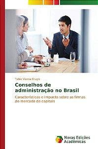 Conselhos de administração no Brasil