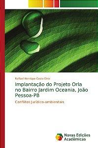 Implantação do Projeto Orla no Bairro Jardim Oceania, João Pessoa-PB