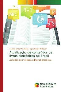 Atualização de conteúdos de livros eletrônicos no Brasil