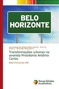 Transformações urbanas na avenida Presidente Antônio Carlos