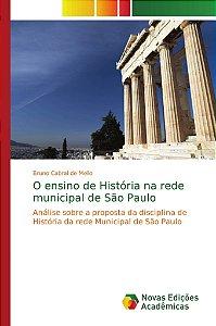 O ensino de História na rede municipal de São Paulo