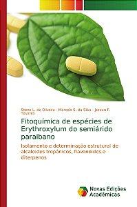 Fitoquímica de espécies de Erythroxylum do semiárido paraibano