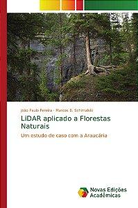 LiDAR aplicado a Florestas Naturais