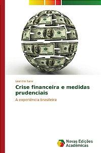 Crise financeira e medidas prudenciais