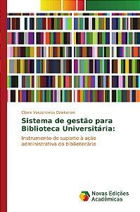 Sistema de gestão para Biblioteca Universitária: